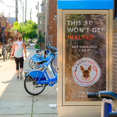 This Ad Won't…But Your Dog Can