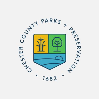 Chester County Parks + Preservation Rebrand